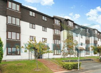 Thumbnail 2 bed flat for sale in Vaughan Close, Beacon Park, Plymouth, Devon