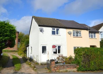 Thumbnail 2 bed end terrace house for sale in Gloster Cottages, Anchor Hill, Knaphill, Woking