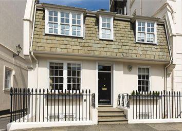 Eaton Terrace, Belgravia, London SW1W. 2 bed terraced house