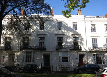 Thumbnail Flat to rent in Bertie Terrace, Warwick Place, Leamington Spa