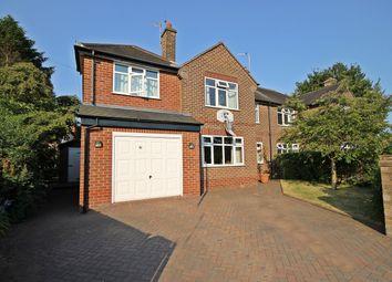 5 bed semi-detached house for sale in Denbury Avenue, Stockton Heath, Warrington WA4