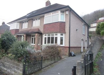 Thumbnail 3 bedroom semi-detached house to rent in Ffynone Drive, Swansea