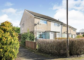 Thumbnail 2 bed terraced house for sale in Oakbank Avenue, East Calder, Livingston, West Lothian