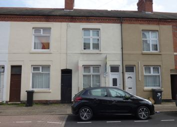 Thumbnail 3 bed terraced house for sale in Ullswater Street, Leicester, Leicestershire
