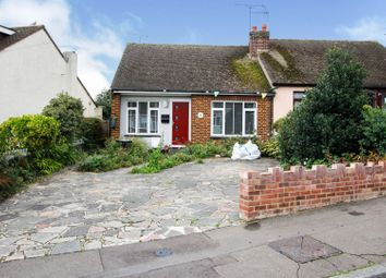2 bed semi-detached bungalow for sale in Leslie Drive, Eastwood, Leigh-On-Sea SS9