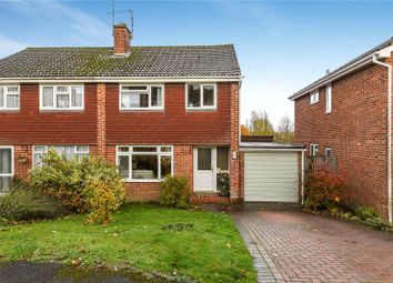 Thumbnail 3 bed semi-detached house for sale in Wentworth Gardens, Alton, Hampshire