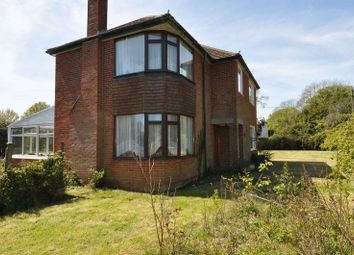 Thumbnail 3 bed detached house for sale in Football Green, Minstead, Lyndhurst