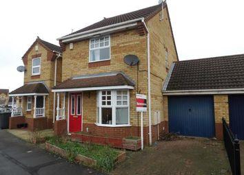 Thumbnail 2 bedroom semi-detached house for sale in Fairchild Way, Peterborough, Cambridgeshire
