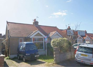 2 bed bungalow for sale in Walton Road, Gosport PO12