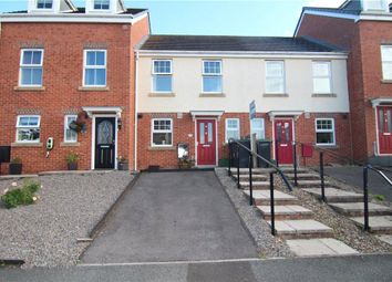 Thumbnail 2 bed terraced house to rent in Dorset Crescent, Consett, Durham