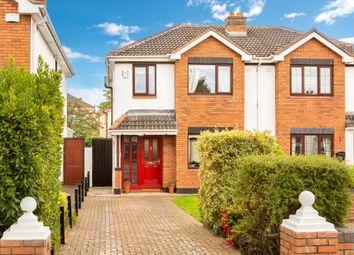 Thumbnail 3 bed semi-detached house for sale in 16 Ballyowen Grove, Lucan, Dublin