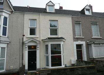 Thumbnail 5 bed terraced house to rent in King Edwards Road, Swansea, Swansea