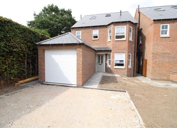 Thumbnail 5 bed detached house for sale in Mulberry Close, Beeston, Nottingham
