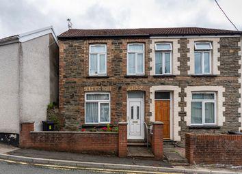 3 bed semi-detached house for sale in Tyntaldwyn Road, Troedyrhiw, Merthyr Tydfil CF48