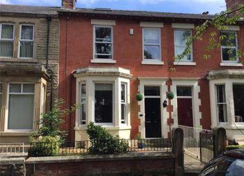Thumbnail 4 bedroom terraced house for sale in Powis Road, Ashton-On-Ribble, Preston