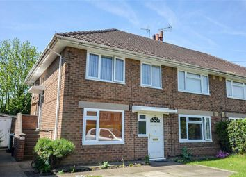 Thumbnail 2 bed maisonette for sale in Collyer Road, Calverton, Nottingham
