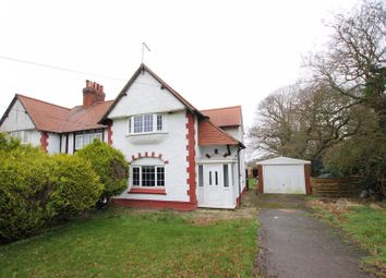 Thumbnail 2 bed terraced house for sale in New Hey Lane, Willaston, Cheshire