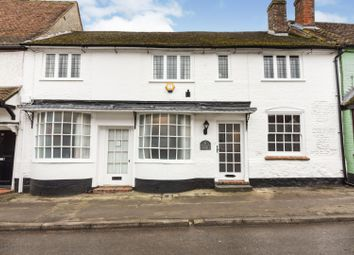 High Street, Lambourn RG17. 4 bed terraced house for sale