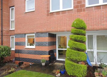 Thumbnail 1 bed flat for sale in Davies Court, Metcalfe Drive, Stockport