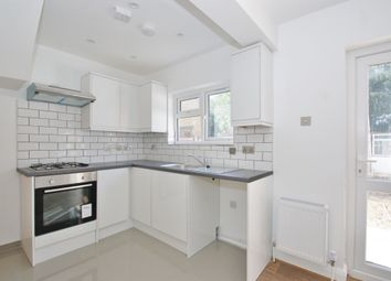 Thumbnail 3 bed terraced house to rent in St Raphaels Way, London