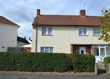 Thumbnail 3 bed semi-detached house for sale in Gloucester Crescent, Delapre, Northampton
