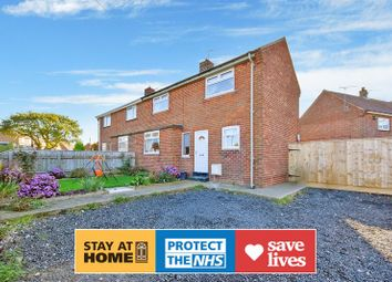 Thumbnail 2 bed semi-detached house for sale in Coronation Avenue, Hinderwell, Saltburn-By-The-Sea
