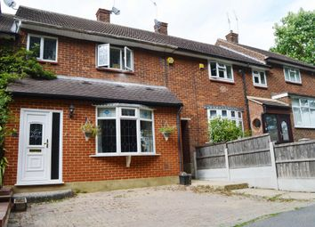 Thumbnail 2 bed terraced house for sale in Swindon Lane, Romford