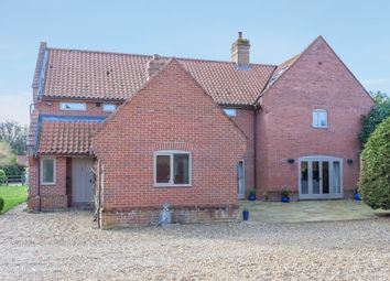Thumbnail 5 bed detached house for sale in Dodma Road, Weasenham, King's Lynn