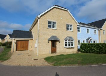 Thumbnail 4 bed semi-detached house for sale in Waters Edge, Wansford, Peterborough