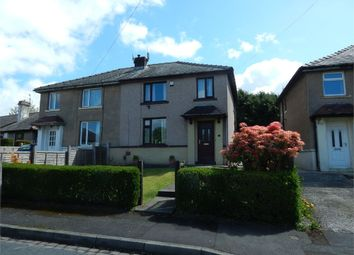 Thumbnail 3 bed semi-detached house for sale in Hazelwood Road, Nelson, Lancashire
