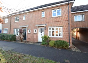 Thumbnail 3 bed semi-detached house to rent in Chineham Close, Fleet