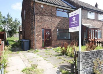 Thumbnail 2 bed terraced house for sale in Thirlmere Road, Hindley, Wigan