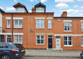 Thumbnail 3 bedroom terraced house for sale in Henton Road, Western Park, Leicester