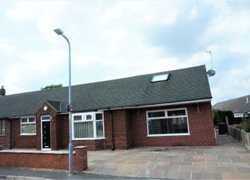 Thumbnail 4 bed bungalow for sale in Woodside Avenue, Blackburn