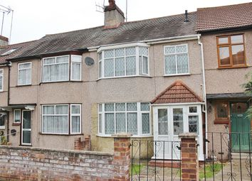 Thumbnail 3 bed end terrace house for sale in Woodbrook Road, Abbey Wood, London