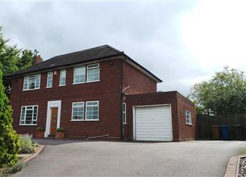 Thumbnail 3 bed detached house for sale in Pinfold Hill, Shenstone, Lichfield