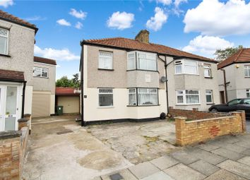 Thumbnail 3 bed semi-detached house for sale in Westbrooke Crescent, Welling, Kent