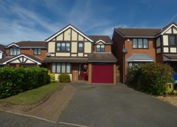 Thumbnail 4 bed property for sale in Hampshire Close, Fazeley, Tamworth