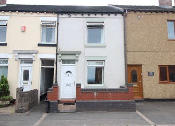 Thumbnail 3 bed terraced house for sale in High Street, Alsagers Bank, Stoke-On-Trent