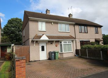 Thumbnail 3 bed semi-detached house to rent in Chase Road, Bloxwich, Walsall