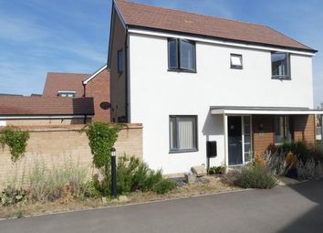 Thumbnail 3 bedroom detached house to rent in Parker Road, Wootton, Bedford