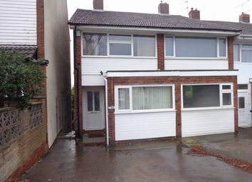 Thumbnail 3 bedroom semi-detached house to rent in Loughborough Road, Birstall, Leicester