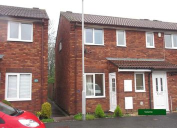 Thumbnail 2 bed end terrace house to rent in Marsh Close, Marsh Mills, Plymouth, Devon