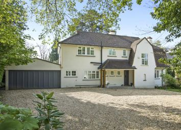 Thumbnail 5 bed detached house for sale in Holtwood Road, Oxshott, Leatherhead, Surrey