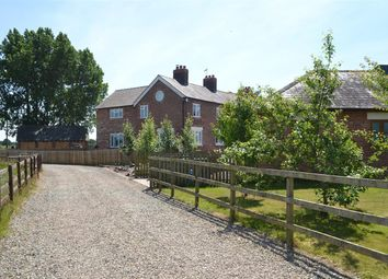 Thumbnail 3 bed semi-detached house for sale in Abbey Field Ellesmere Road, Bronington, Whitchurch