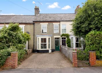 Thumbnail 4 bed terraced house for sale in Avenue Road, Norwich