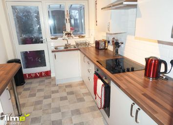 Thumbnail 1 bed semi-detached bungalow to rent in Ebor Manor, Keyingham, Hull