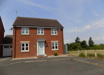Thumbnail 3 bed detached house for sale in Hall Farm Way, Smalley, Ilkeston, Derbyshire