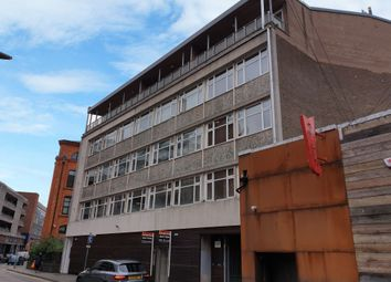 Thumbnail 18 bed property for sale in The Hub Apartments, 7 Yeoman Street, Leicester, Leicestershire