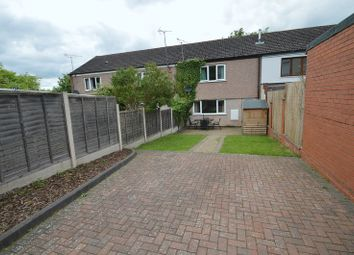 Thumbnail 3 bed terraced house for sale in Highland Way, Redditch